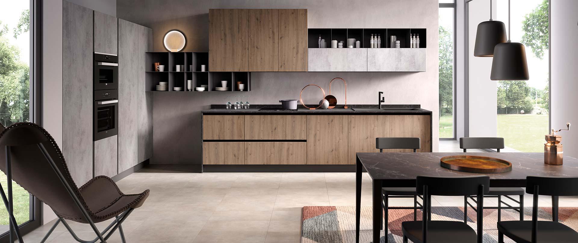 Progettazione interni e arredamento a Bergamo
