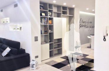 TRASFORMARE: muro o libreria? Home Inspiration Group