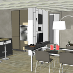 Casa al Lago di Garda: un bilocale più ampio Home Inspiration Group