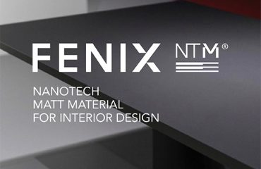 Smart materials: FENIX, il massimo dell'opacità Home