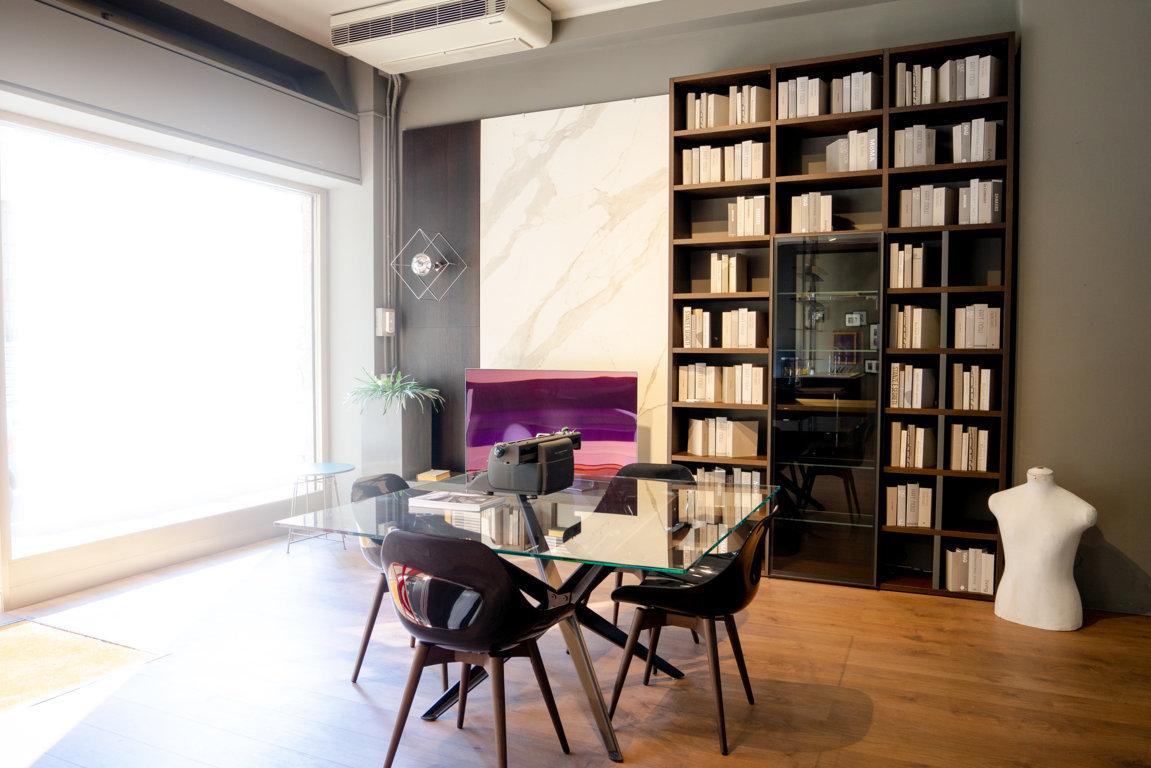 Interior design a bergamo